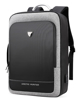 "Arctic Hunter B00227 17"" Backpack GREY"